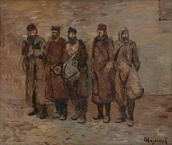 Cyprián Majerník – Zajatci