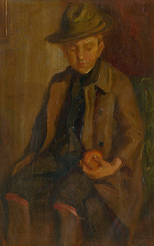 Ľudovít Pitthordt – Chlapec s jablkom