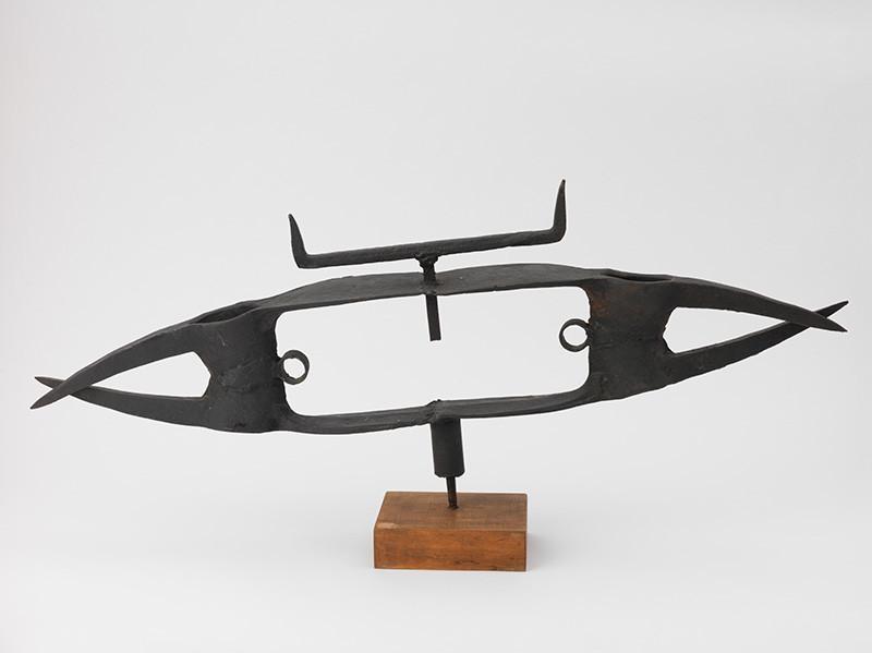 Theodor Lugs – Hlava, 1964