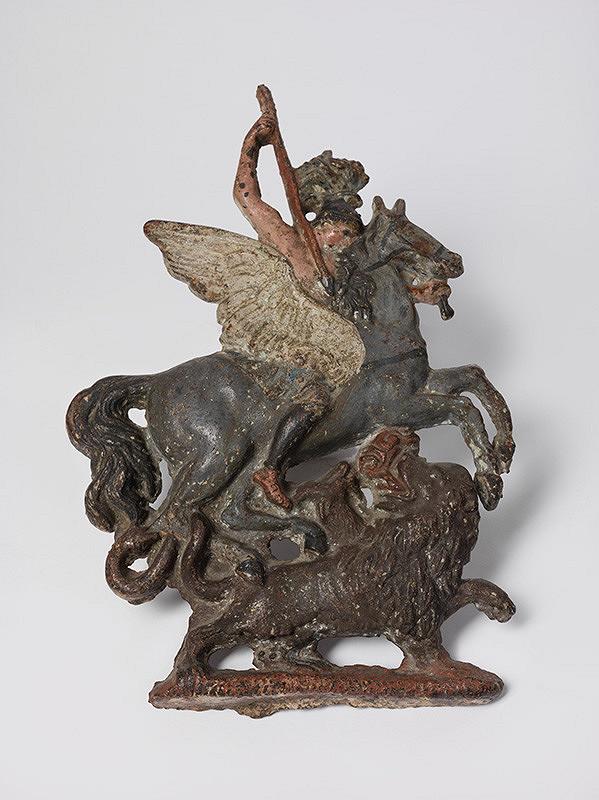 Slovenský majster zo 16. storočia, Neznámy majster – Svätý Florián