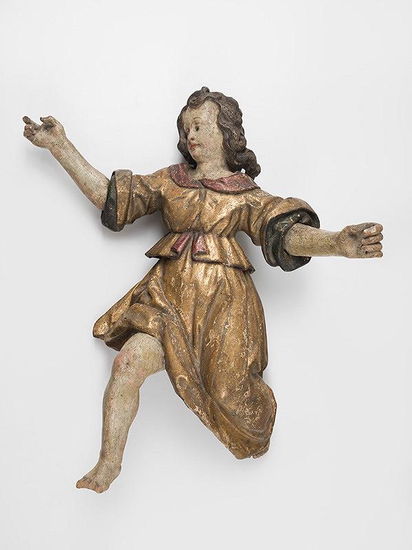 Slovenský rezbár zo 17. storočia, Neznámy rezbár – Anjel I.