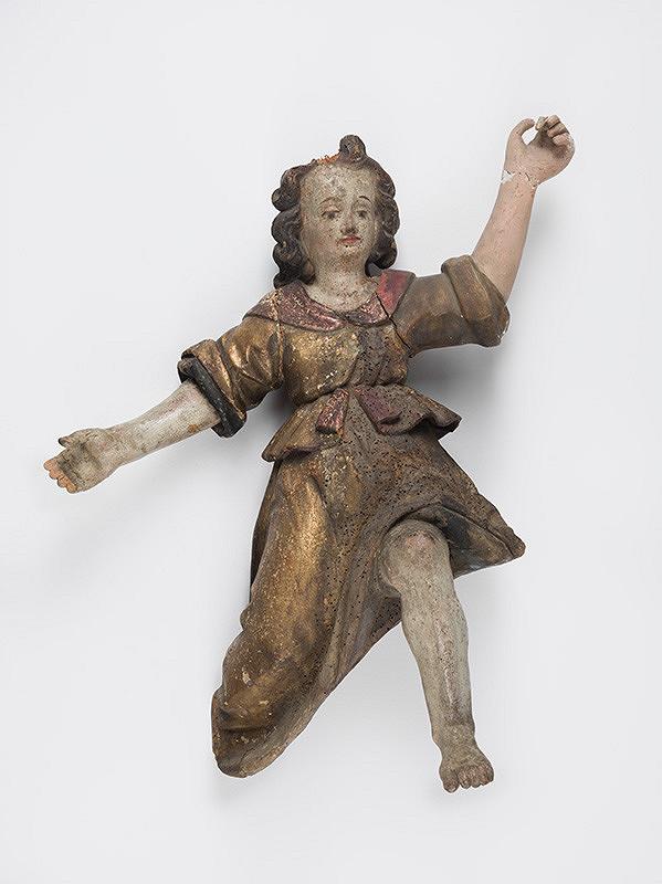 Slovenský rezbár zo 17. storočia, Neznámy rezbár - Anjel II.