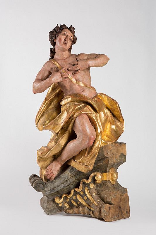 Slovenský rezbár zo začiatku 18. storočia, Neznámy rezbár, Dionýz Reismayer – Anjel II.