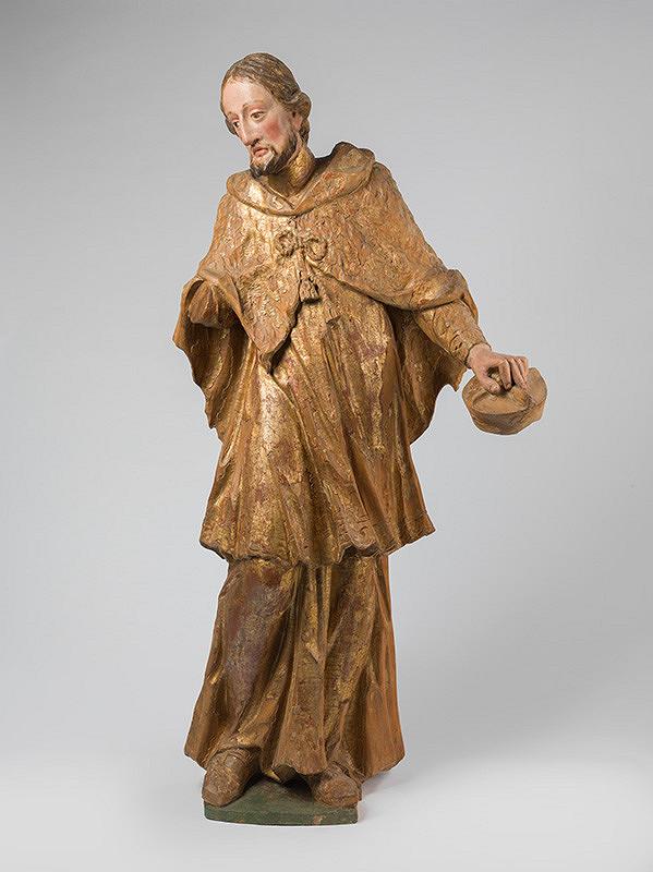 Neznámy sochár - Svätý Ján Nepomucký