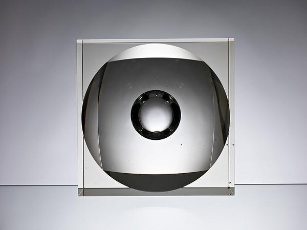 Václav Cigler – Sklenená plastika