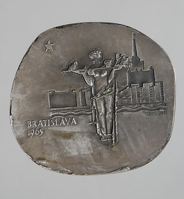 Ladislav Snopek – 20. výročie oslobodenia Bratislavy