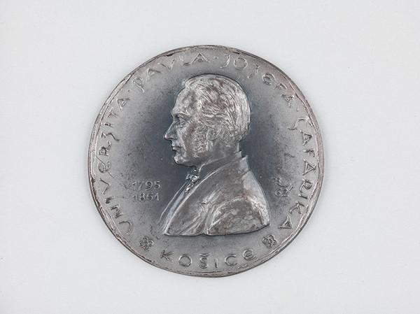 Rudolf Pribiš - Medaila k insigniám rektora Univerzity P.J.Šafárika v Košiciach
