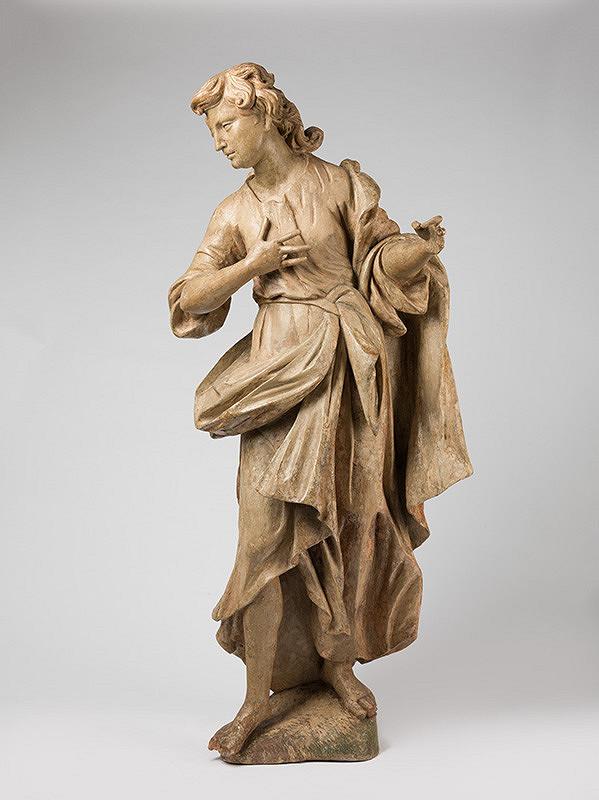 Slovenský rezbár z 3. tretiny 18. storočia, Neznámy rezbár, Dionýz Ignác Stanetti – Svätec
