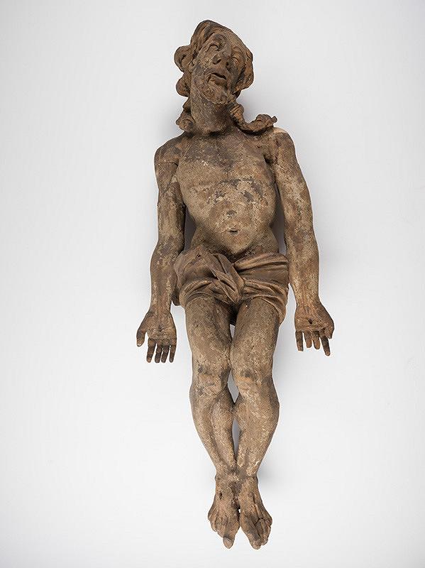 Slovenský rezbár z polovice 17. storočia, Neznámy rezbár – Kristus v hrobe