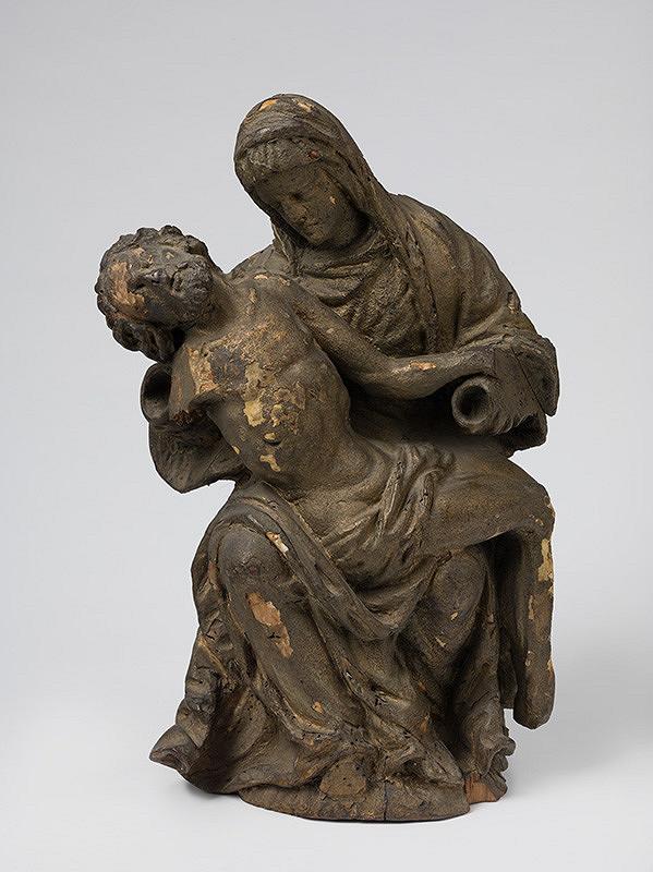 Slovenský rezbár z 18. storočia, Neznámy rezbár – Pieta