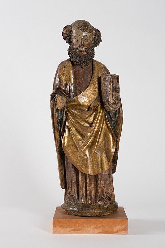 Rakúsky majster zo začiatku 16. storočia – Svätý Peter