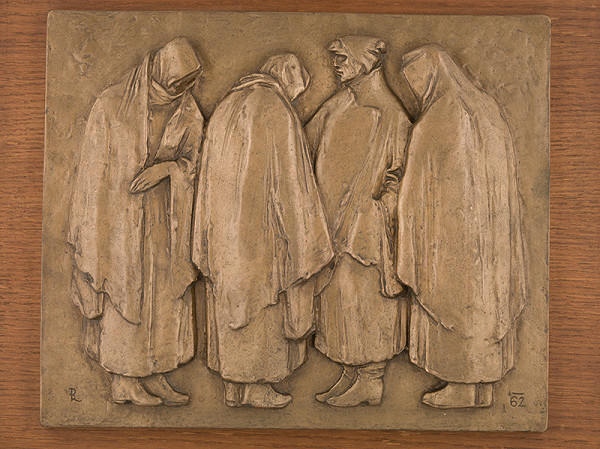 Rudolf Pribiš – Fronta na chlieb