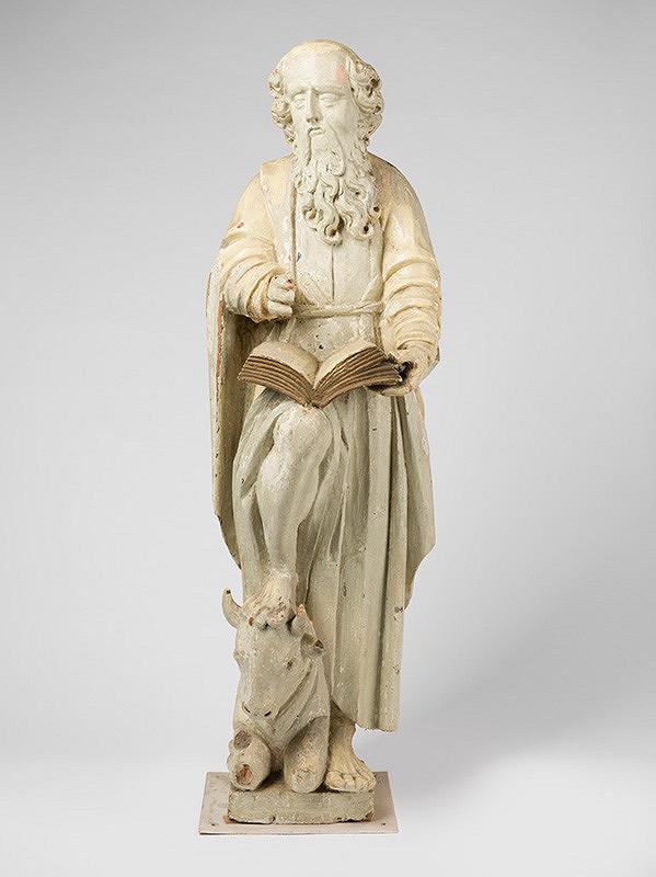 Slovenský rezbár zo začiatku 18. storočia, Neznámy rezbár – Sv.Lukáš Evanjelista