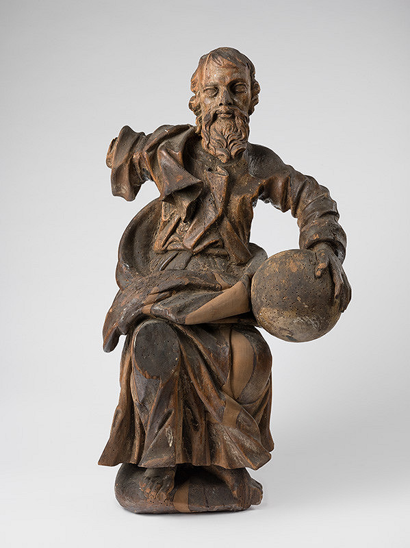 Slovenský rezbár zo začiatku 18. storočia, Neznámy rezbár – Boh Otec