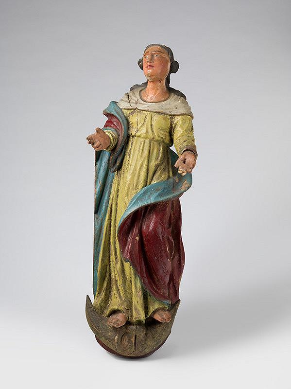 Slovenský rezbár z 2. polovice 18. storočia, Neznámy rezbár – Immaculata