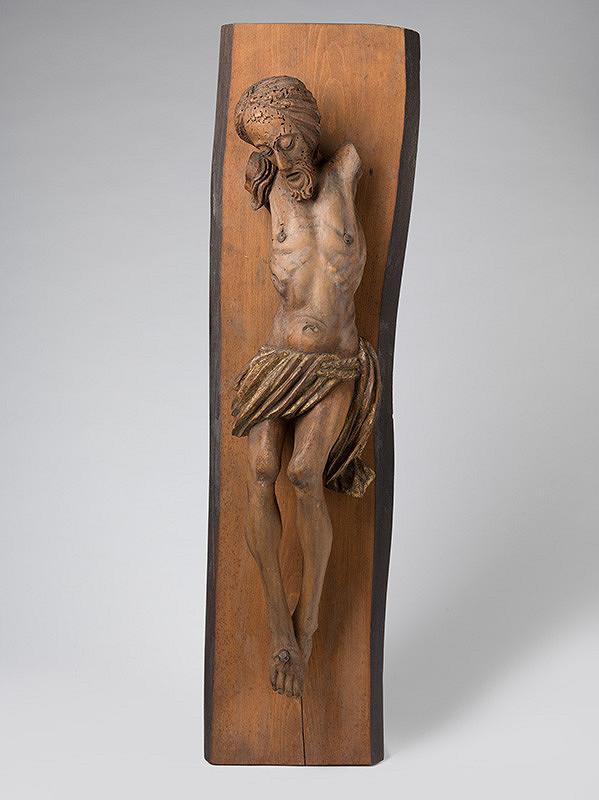 Slovenský majster zo 16. storočia – Ukrižovaný