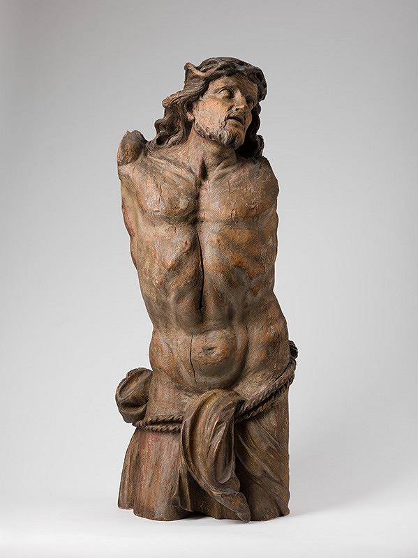 Slovenský rezbár okolo roku 1700, Neznámy rezbár – Korpus Krista