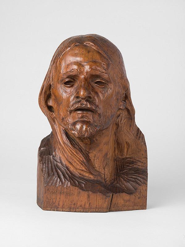 Ján Koniarek – Hlava Jána Krstiteľa