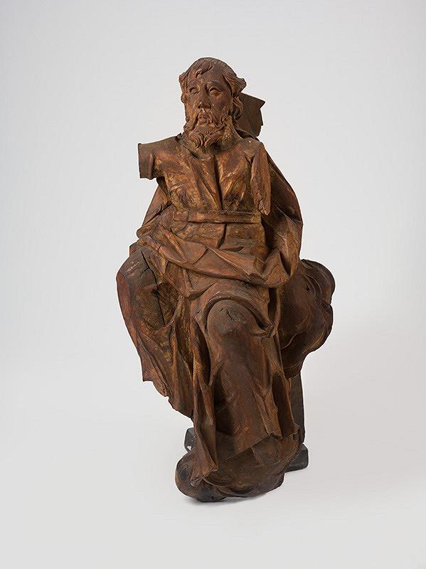 Slovenský rezbár z 2. polovice 18. storočia, Neznámy rezbár – Boh Otec