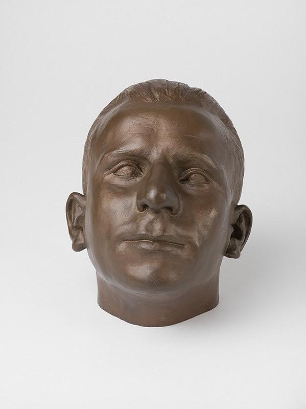 Otto Gutfreund - Portrét K.E.Kopřivu