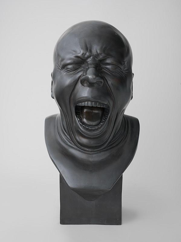 František Xaver Messerschmidt – Charakterová hlava č. 5