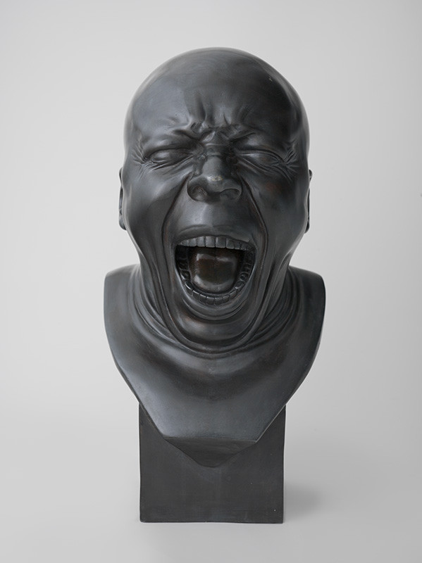 František Xaver Messerschmidt – Charakterová hlava č. 5, 1770–1783, Slovenská národná galéria