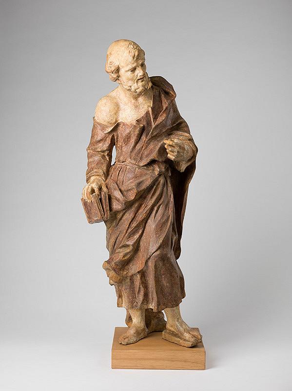 Slovenský rezbár z 18. storočia, Neznámy rezbár – Svätý Pavol apoštol