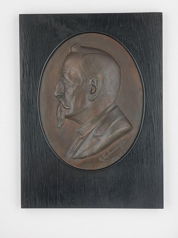 Róbert Kühmayer - Portrét Františka Kühmayera
