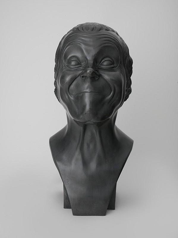 František Xaver Messerschmidt – Charakterová hlava č. 3