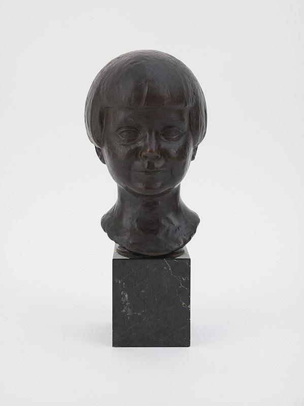 Jozef Arpád Murmann - Portrét chlapca