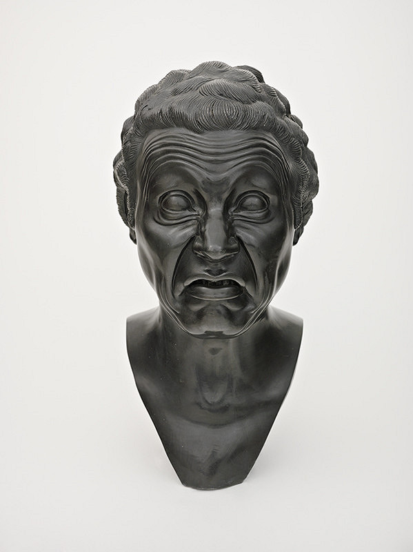 František Xaver Messerschmidt – Charakterová hlava č. 16