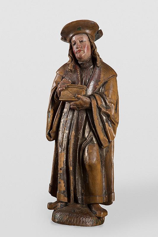 Spišský rezbár zo 16. storočia – Sv. Damián