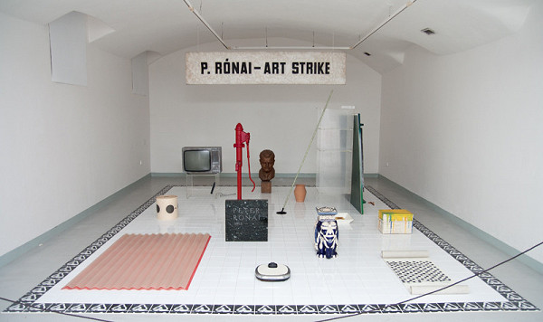 Peter Rónai – Message salon