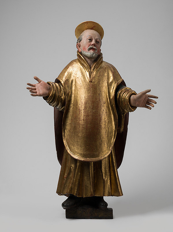 Vít Stadler – Svätý Ignác z Loyoly  z Oltára Piety