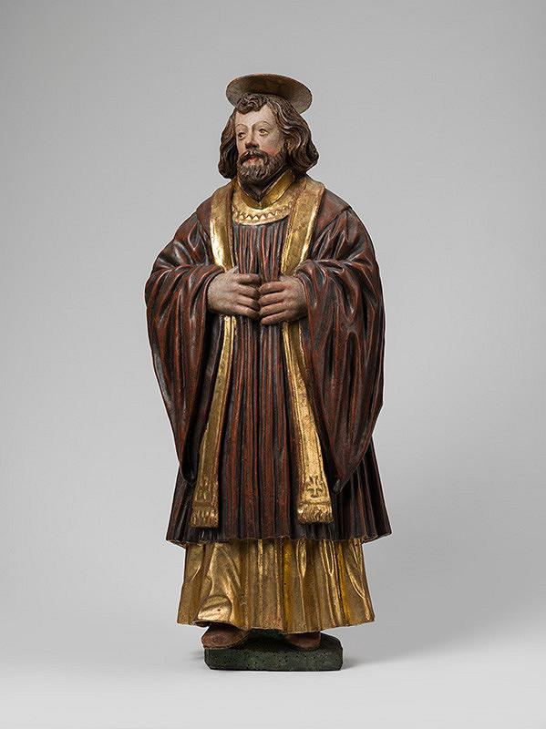 Vít Stadler – Svätý František Xaverský  z Oltára Piety