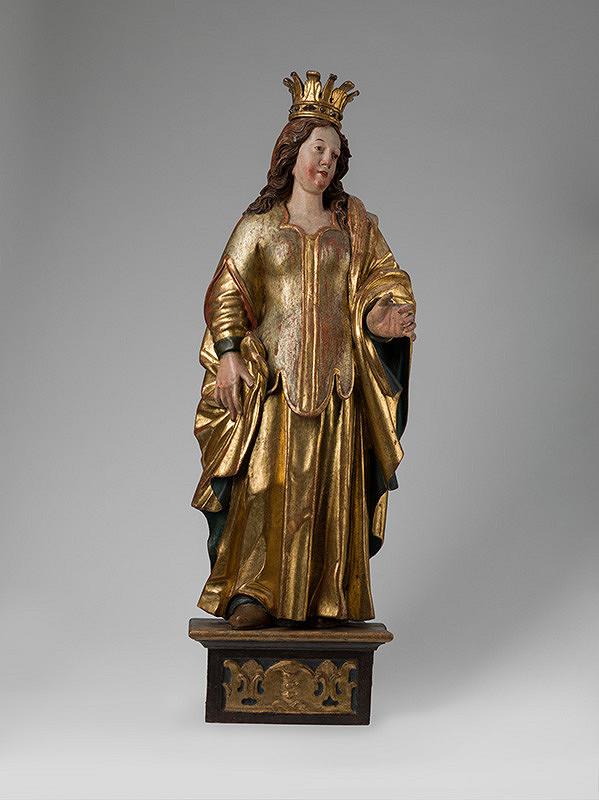 Vít Stadler – Sv. Katarína Alexandrijská  z Oltára Piety