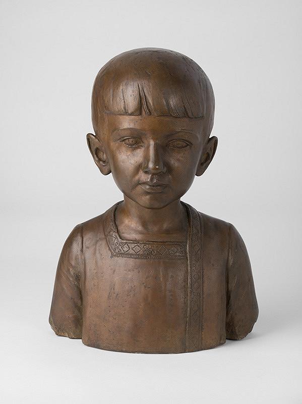 Jozef Pospíšil – Hlava chlapčeka