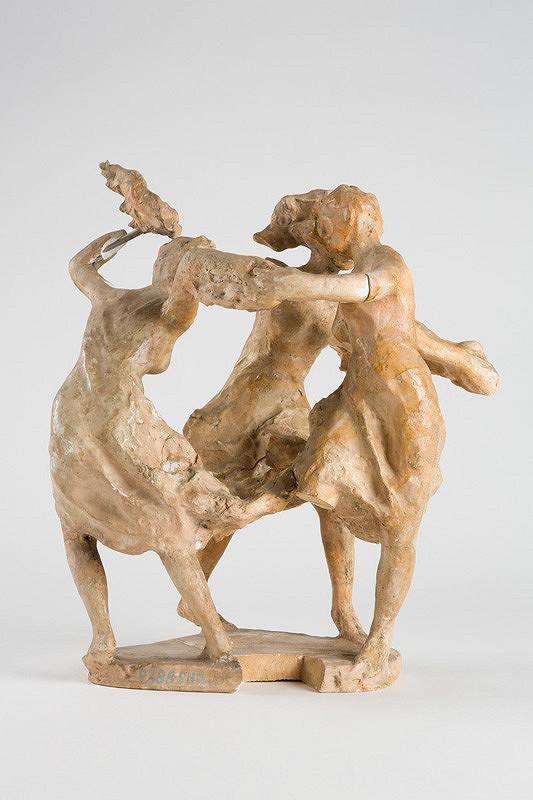 Rudolf Uher – Tanečnice, Víly k Sládkovičovej Maríne