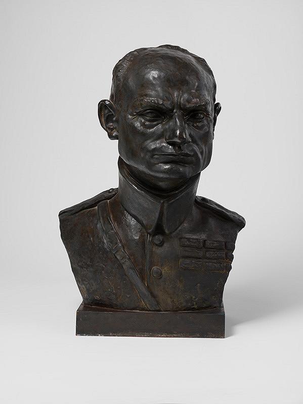 Ladislav Majerský – Busta M. R. Štefánika