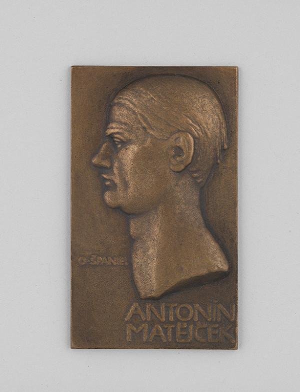Otakar Španiel – Plaketa Antonína Matějčeka