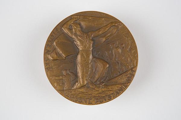 Fraňo Štefunko - Medaila k výročiu SNP