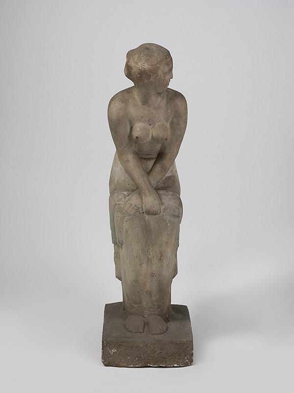 Sochár z 20. storočia – Žena
