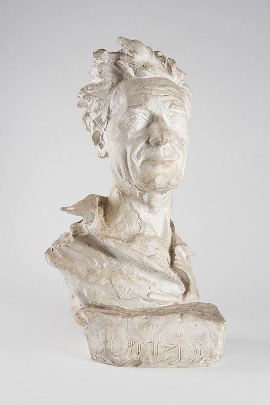 František Gibala – Busta Ľuda Ondrejova