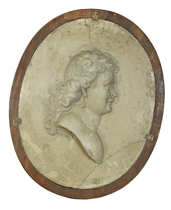 Antonín Brandl - Podobizeň Františka Rákoczyho