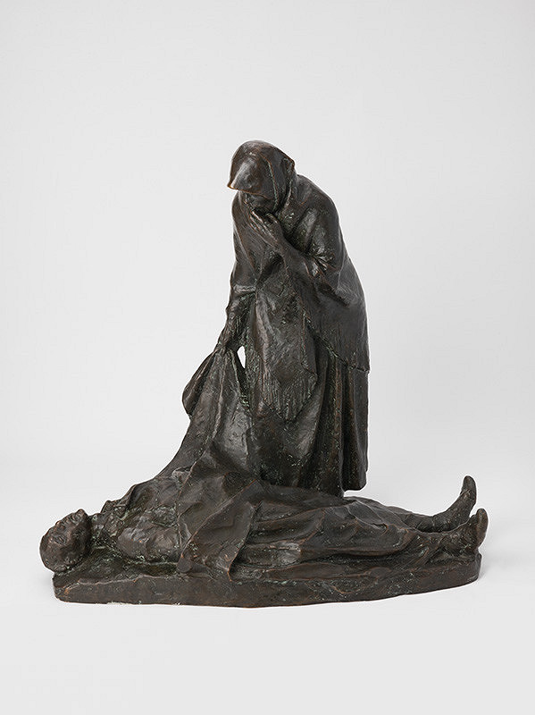 Teodor Baník - Matka nad mŕtvym synom