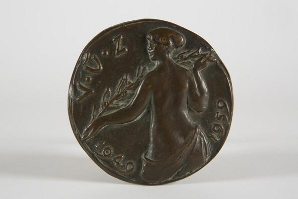 Rudolf Pribiš – Medaila výskumného ústavu zváračského