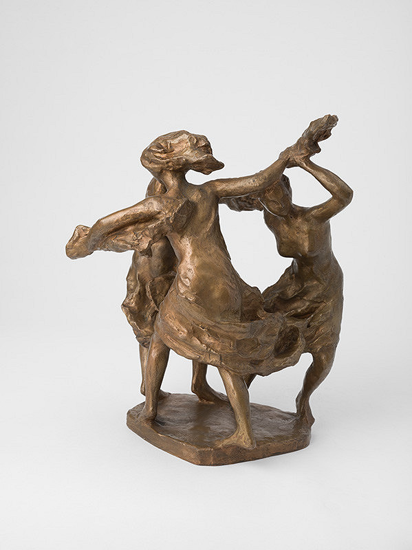 Rudolf Uher – Tanečnice