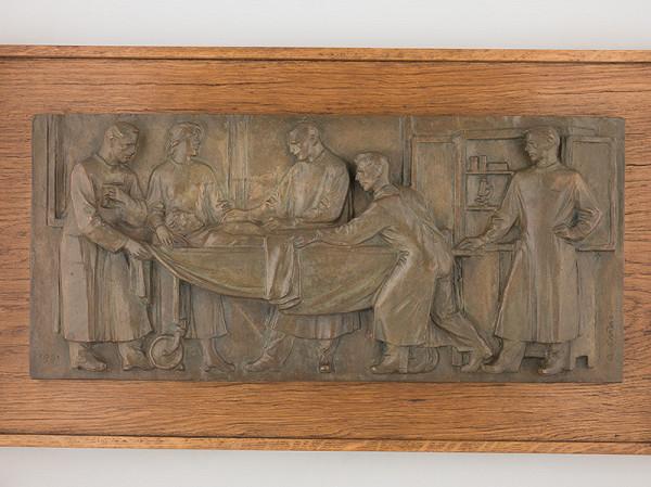 Rudolf Pribiš – V nemocnici