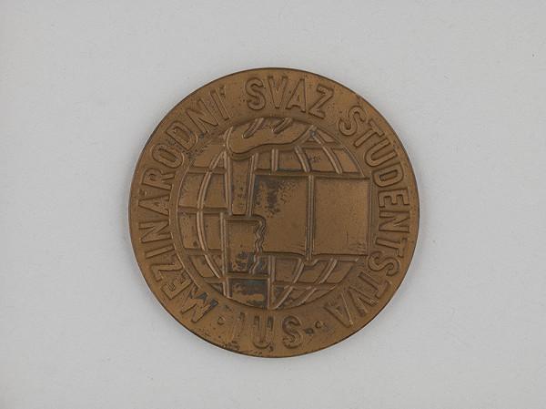 Andrej Peter – Medaila-Světové akademické zimní hry ČSR 1949