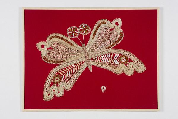 Elena Holéczyová – Veľký biely motýľ